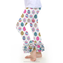 wholesale children's boutique clothing baby icing ruffle pant