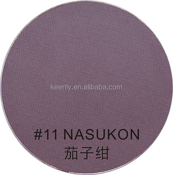 Cosmetic oem color eyeshadow with private logo available