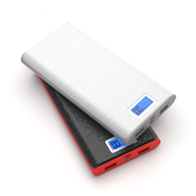 China factory 10000 mAh Power Banks Dual USB Output Power banks,fast charging solar power banks