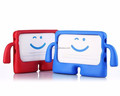 "For iPad Mini2 mini3 Portable EVA Stand Case Cover For iPad mini 2 3 4 7.9"" Tablet Case Christmas gift child"