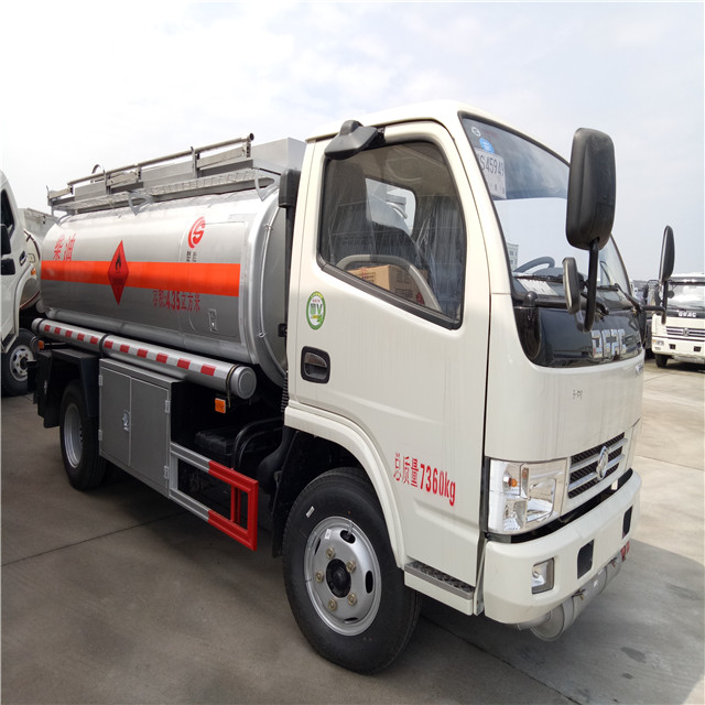 Dongfeng band 5000L 4*2 refueling truck FOR SALE