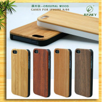 Best price real wood phone case/for wood iphone 6 cover bamboo