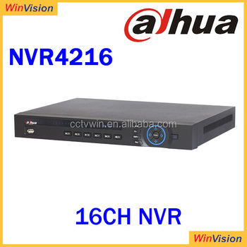 16CH dahua 1080P Really Dahua brand NVR ,hot sell and good price NVR4216 dahua nvr4216-8p