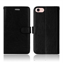 Mobile Phone Leather Belt Holster phone Case Cover for iphone 7 case