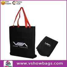 wholesale wooden handle shopping bag with lowest cost