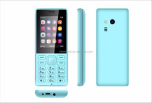 In stock Dual SIM Card 2.4 Inch Screen cell phone Quad Band GSM 850 900 1800 1900 mHz mobile phone for South America