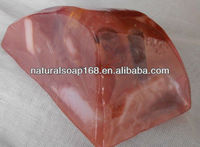 handmade stock shape soap