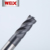 Square end mill  hard metal milling cutter CNC machining carbide  end mills