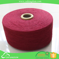 Trade Assurance 70%cotton 30% polyester recycle cotton sock yarn t/c 80/20