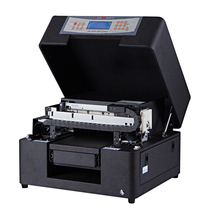 Trade assurance mini a4 uv printer digital flatbed cell phone case printer custom plastic card printer on alibaba