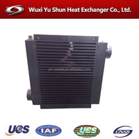 aluminum fin bar type auto transmission oil cooler