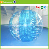2016 new game human inflatable bumper bubble ball suit you can go in