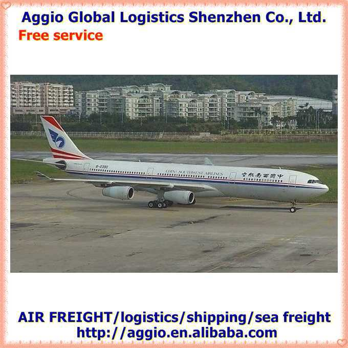 Air freight and express forwarder for fresh water pearl jewelry set