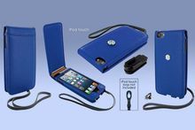 Leather case for iPod Touch 5th Gen