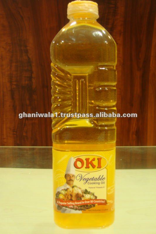 1 ltr OKI Pure Vegetable Cooking Palm Oil