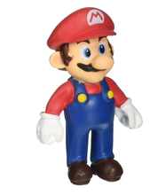 Custom Novelty toys Nintendo super mario superhero pvc action figure