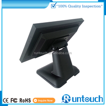 Runtouch New Full Metal lcd touch screen with multi touch, All In One PC, touch screen monitor for advertising ,kiosk