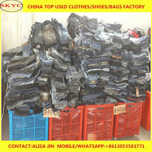used shoes from Germany, China export used clothing to Canada
