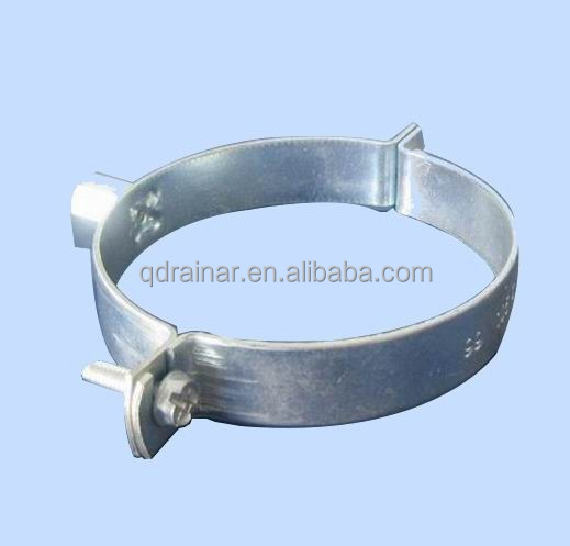 Hot dipped galvanized c type pipe clamps buy