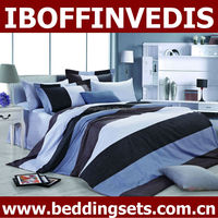 Elegant European design double size bed clothes bed linen set