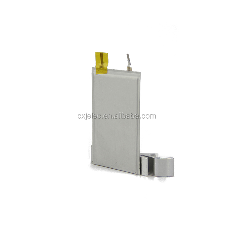 1mm thickness Paper Battery Rechargeable Lithium Ultra thin Battery for Bluetooth products