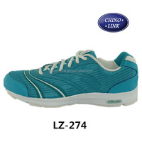 Fitness shoes suede leather fabric for sports shoes