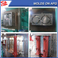 APG-898 China factory apg silicone rubber casting production line epoxy resin apg machine