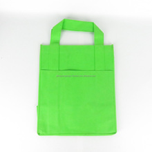 Promotional Eco Friendly Brown Handled Organic Canvas Cotton Shopping Tote Bag