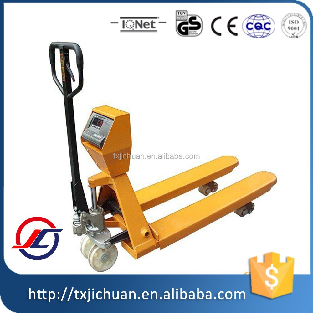 Cheap Electronic Weighing Scale for Hydraulic Pallet Truck