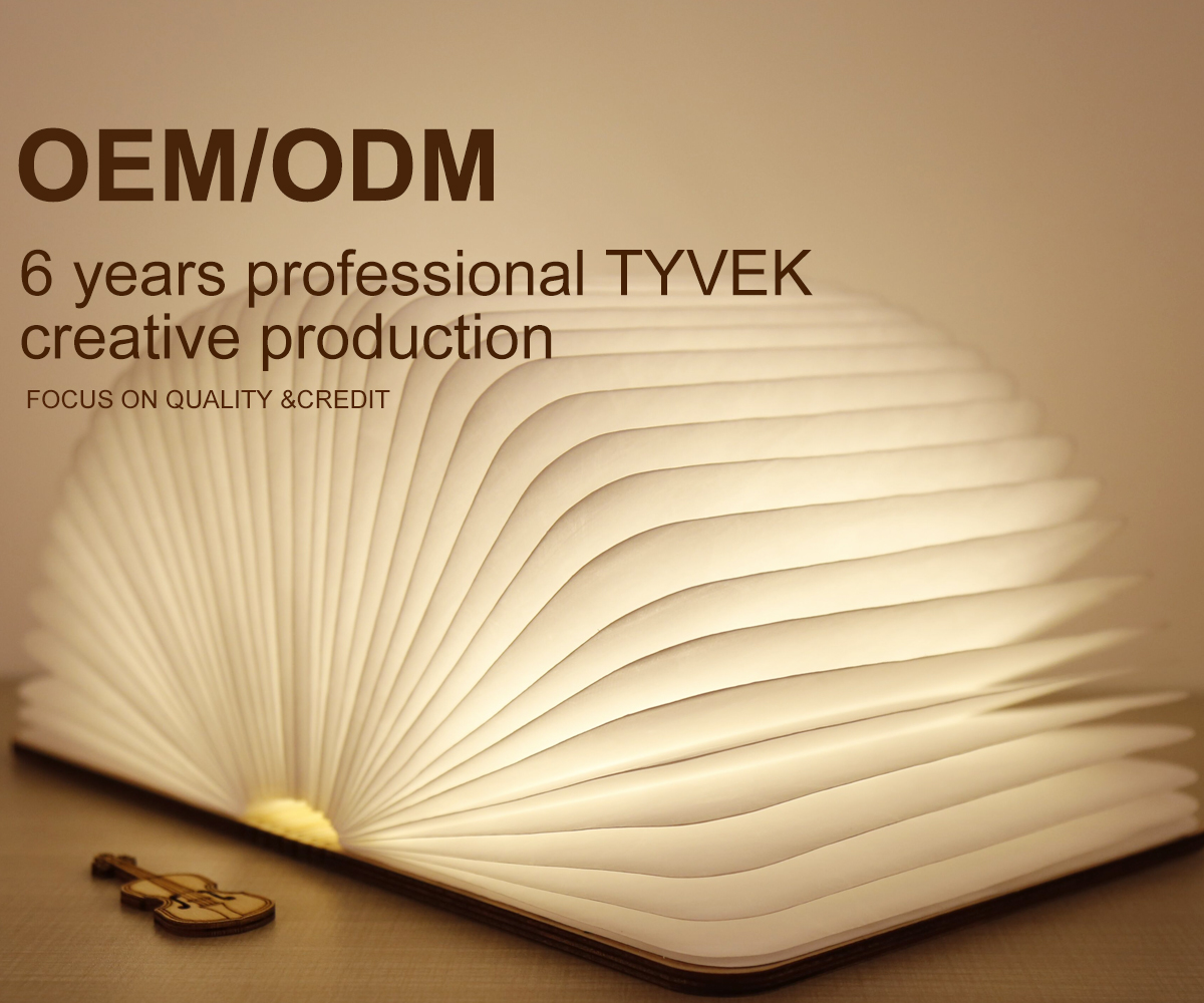 Shenzhen Zhengming Science And Technology Co., Ltd. - Tyvek Book ...