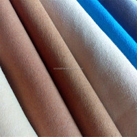High quality microfiber suede fake leather for shoes HX806