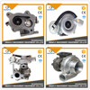 High Quality OEM Excavator Engine Parts ISUZU Turbo Kit Turbocharger 4JX1 For Excavator 8971371093