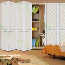 Durable and fashion aluminum folding cabinet doors, high quality long lifespan