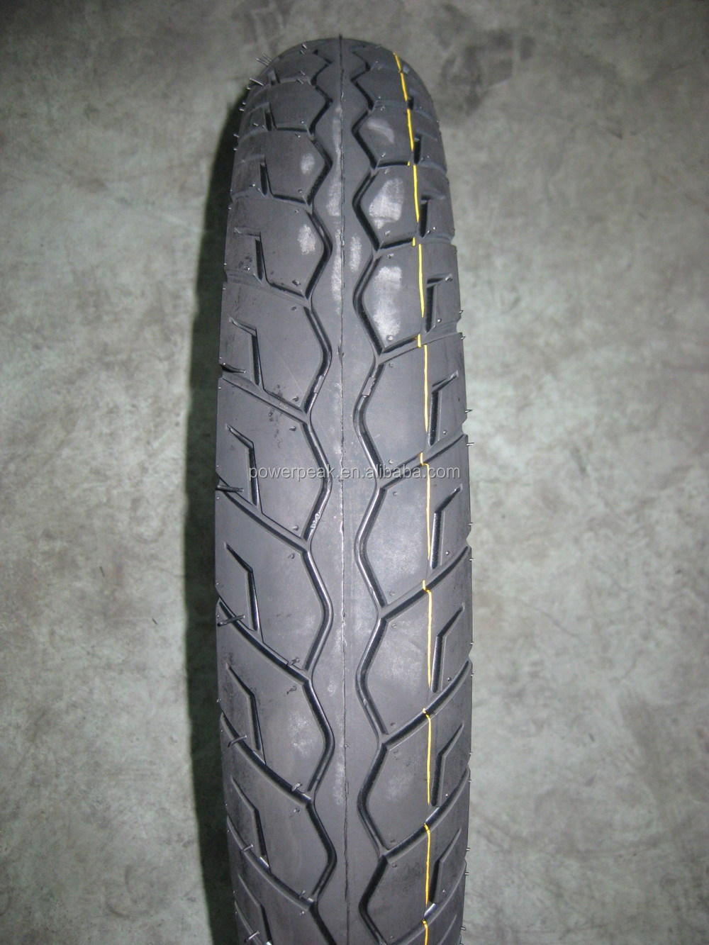 Motor cycle tubeless tyre 90/90/18