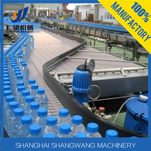 Fully automatic bottled pure/mineral drinking water filling machine full production line/ Pure Water Processing Plant