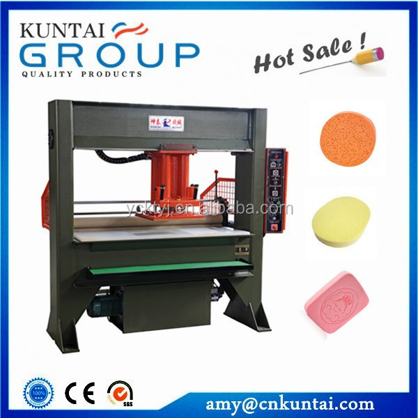 KT-C Series Movable Head Die Cutting Machine for leather