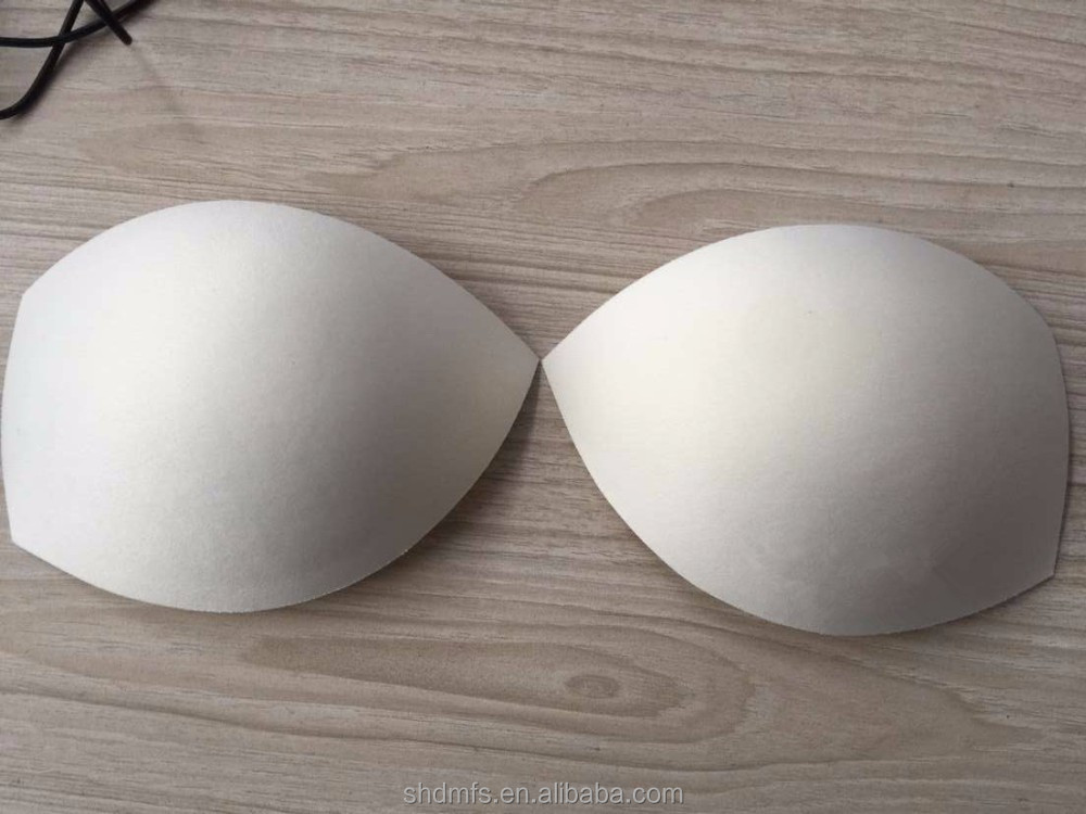OEM service molded bra cup for dresses wholesale