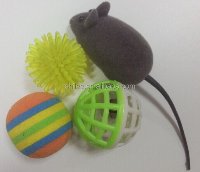 Popular various of Pet Cat toy cat toy suits