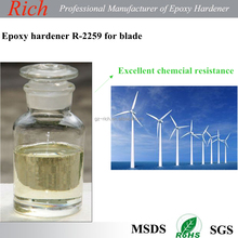 Epoxy hardener R-2259 for wind blade