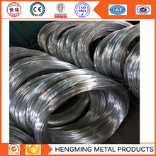 Galvanized steel wire for cable