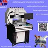 paint micro injection machine with vision system