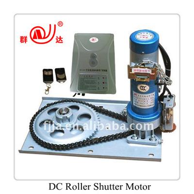 Dc 24v automatic door operator 500kg roller shutter for Roller shutter motor price