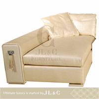 lounge chaise sofa with up to date designs JS17-03-furnitures made in china