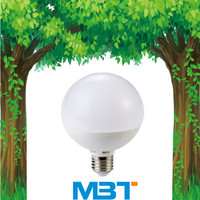 bigger 12W led bulb A95 E27 LED light bulb 170-260V 1000lm CE ROHS listed mbt