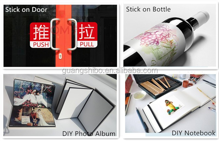 Good Quality 150g A4 Glossy Sticker Paper