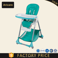 Adjustable Cheap Price Foldable Baby HighChair