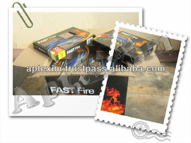 Manufacturer of Fire Starter for Canada Market