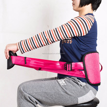 High quality back support, foam back support back Back Built -Correct Back Posture While Sitting , Featured on shark Tank