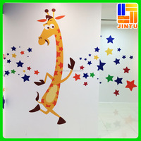 Custom Colorful Wall Murals for Children
