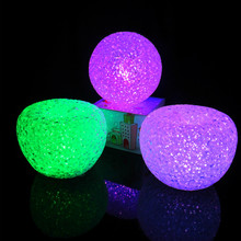 Toy03 Creative LED apple Light Colorful Party decorative
